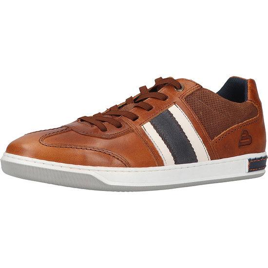 Bullboxer Sneaker Leder/Textil tan/cognac