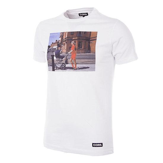 Copa T-Shirt Home of Football Liverpool weiß