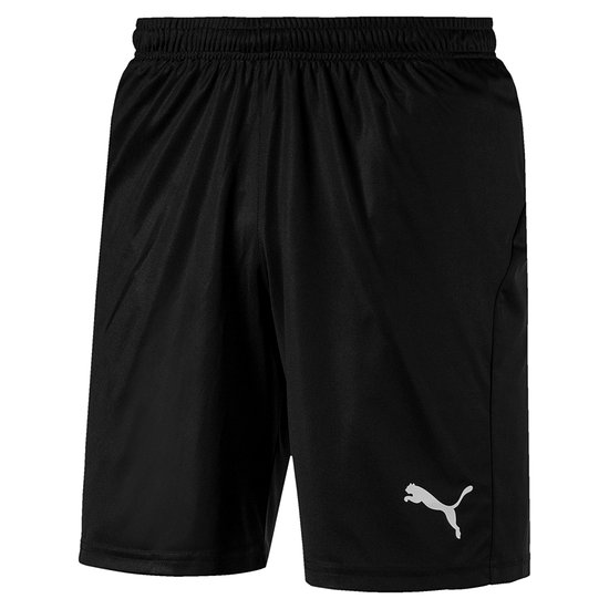 Puma Shorts LIGA Core Schwarz