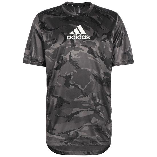 Adidas T-Shirt CAMO GT1 Grau