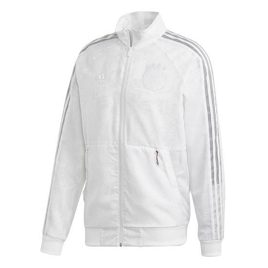 Adidas Deutschland DFB UNI Jacke EM 2021 Weiß