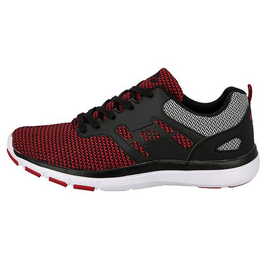 Brütting Sneaker Skill rot/schwarz
