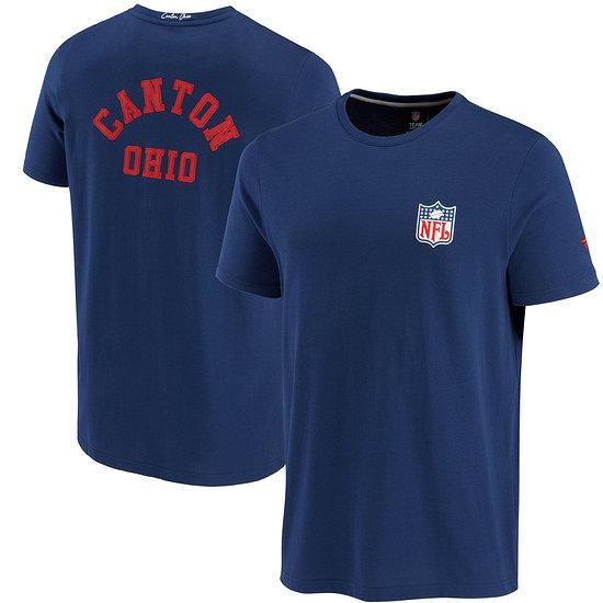 Fanatics NFL Shield T-Shirt True Classics navy