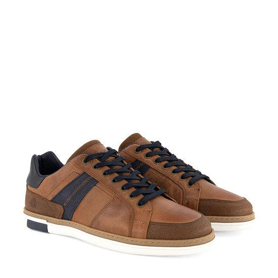 NoGRZ Sneaker S. Trevail cognac