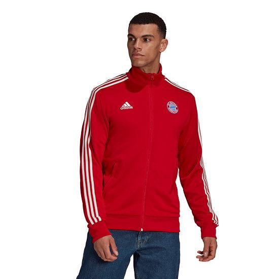 Adidas FC Bayern München Tracktop Jacke 2021/2022 Rot