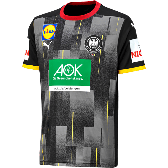 Puma Deutschland DHB Trikot 2020/2021 Auswärts