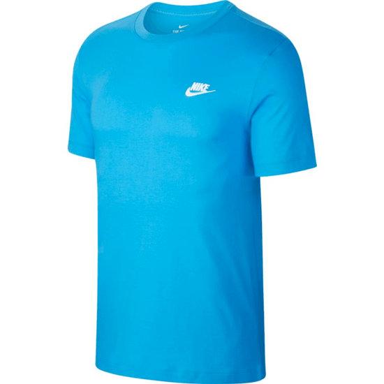 Nike T-Shirt Klassik Azur
