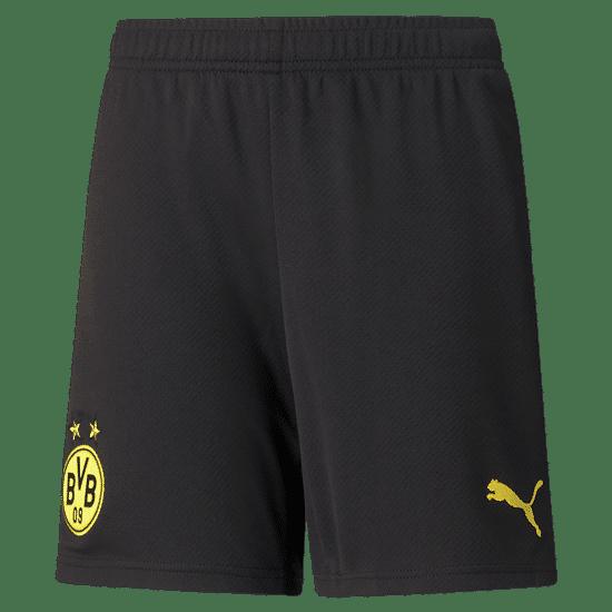Puma Borussia Dortmund Shorts 2021/2022 Kinder Schwarz