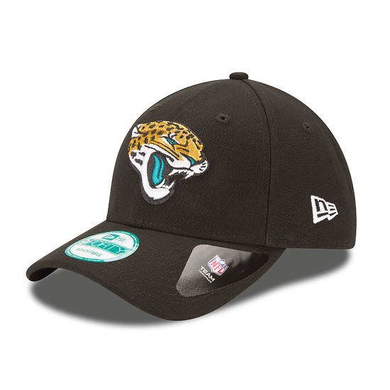 New Era Jacksonville Jaguars Cap The League Team schwarz