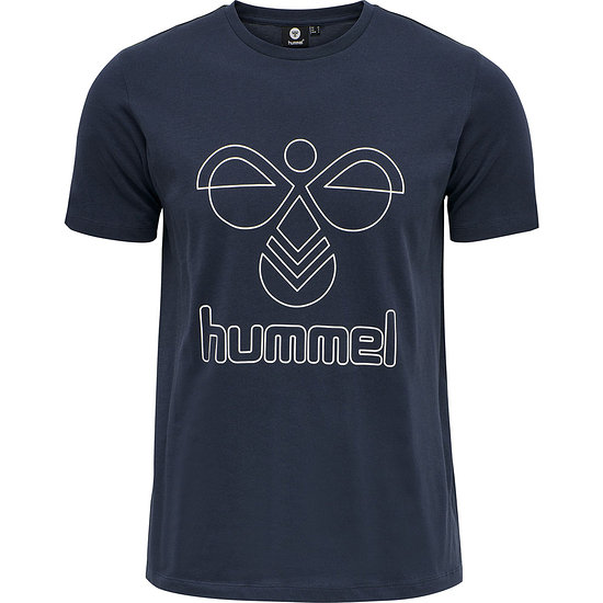 hummel T-Shirt Peter blue nights