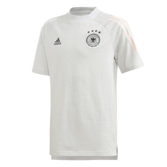 Adidas Deutschland DFB T-Shirt EM 2021 Kinder Grau