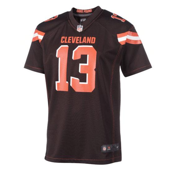 Nike Cleveland Browns Trikot Odell Beckham Jr Kinder orange