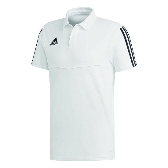 Adidas Poloshirt Tiro 19 Weiß