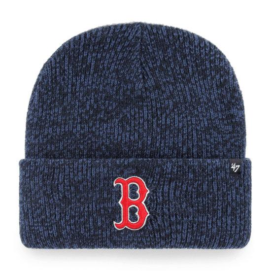 47 Brand Boston Red Sox Beanie Brain Freeze navy