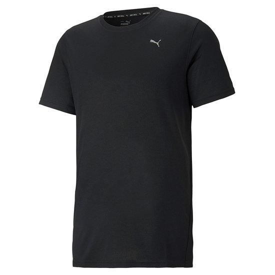 Puma T-Shirt Performance Schwarz