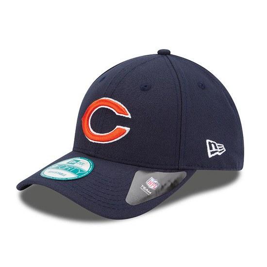 New Era Chicago Bears Cap The League Team blau