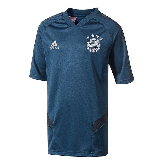 Adidas FC Bayern München Trainingsshirt Kinder Blau