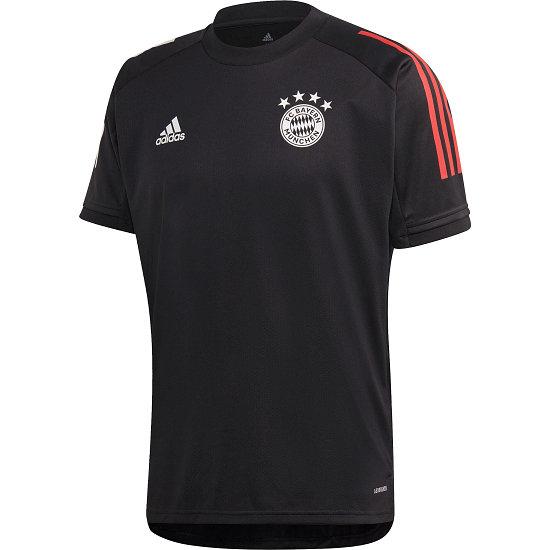 Adidas FC Bayern München Trainingsshirt Fitness Schwarz