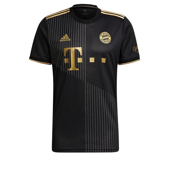 Adidas FC Bayern München Trikot 2021/2022 Auswärts