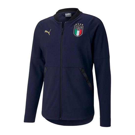 Puma Italien Track Jacket EM 2021 Blau