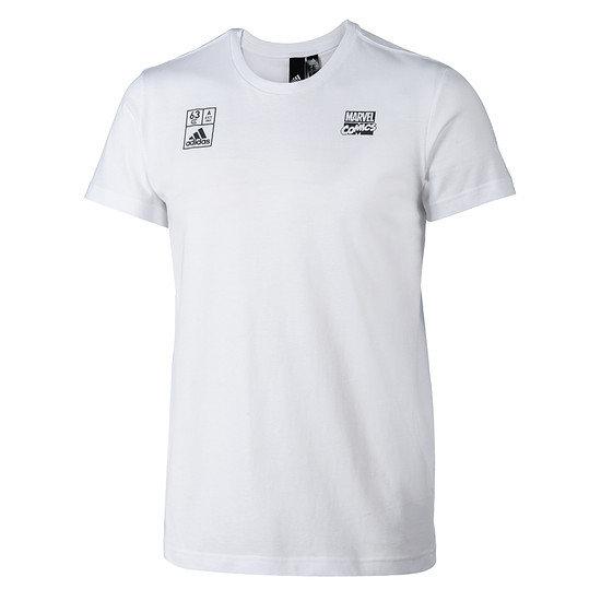 Adidas T-Shirt Ironman weiß