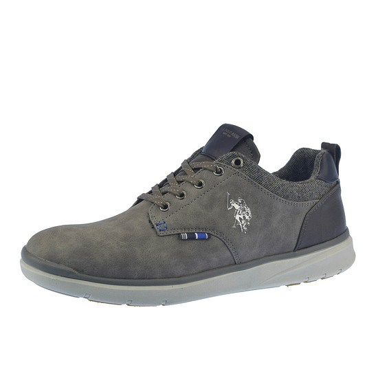 U.S. POLO ASSN. Sneaker Verter grau