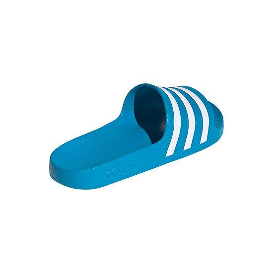 Adidas Badesandale ADILETTE AQUA Blau/Weiß