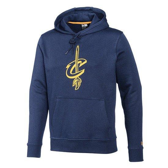 New Era Cleveland Cavaliers Hoodie Pop Logo navy