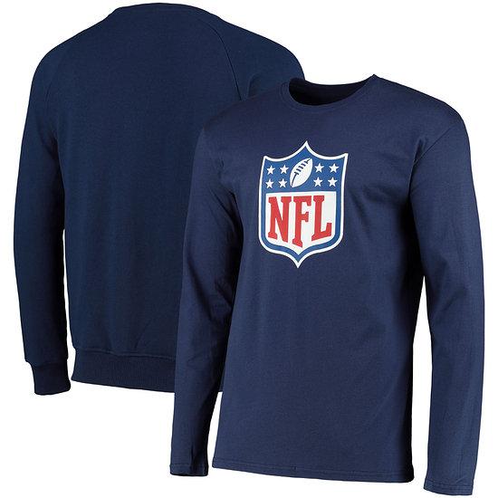Fanatics NFL Shield Longsleeve Scoops navy