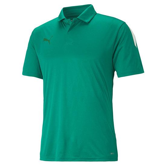 Puma Poloshirt TEAMLIGA Grün